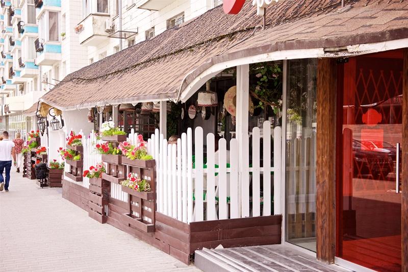 Ресторан для эстетов