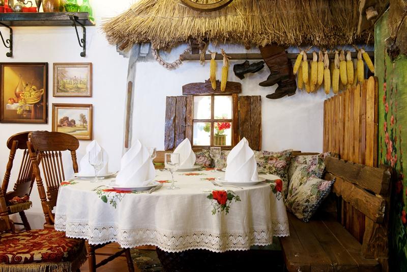 Ресторан Хатинка